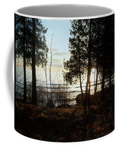 Washington Island Coffee Mug featuring the photograph Washington Island Morning 3 by Anita Burgermeister