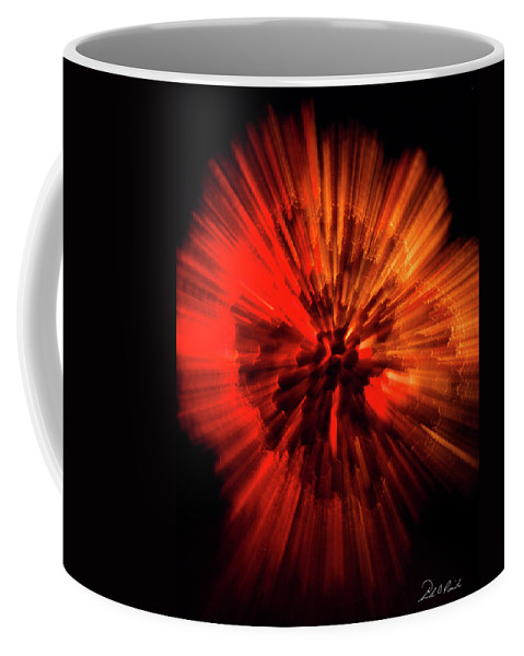 Photography Coffee Mug featuring the photograph Wasp Nest Asteroid Two by Frederic A Reinecke