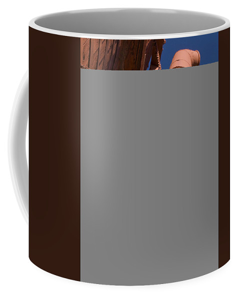 Water Coffee Mug featuring the photograph Water Spout by Jeffery Ball