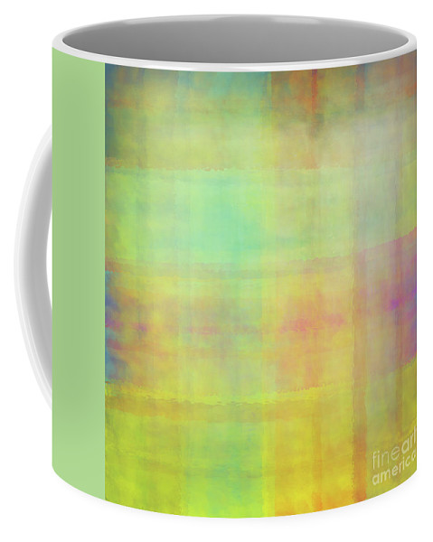 Background Coffee Mug featuring the digital art Watercolor Background by Svetlana Foote