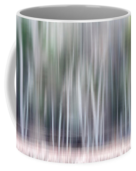 Bill Wakeley Coffee Mug featuring the photograph Watercolor Forest by Bill Wakeley