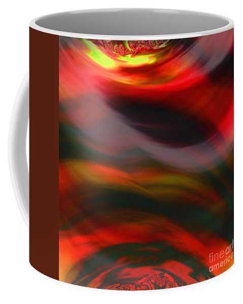 Art Coffee Mug featuring the digital art Watercolors by Candice Danielle Hughes