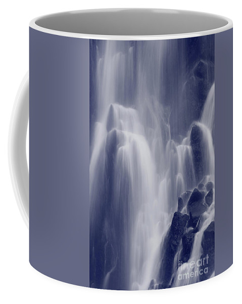 Azores Islands Coffee Mug featuring the photograph Waterfall by Gaspar Avila