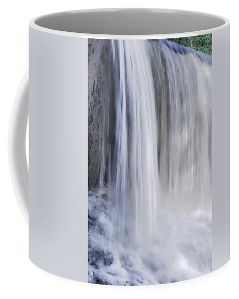 Waterfall Coffee Mug featuring the photograph Waterfall by Svetlana Sewell