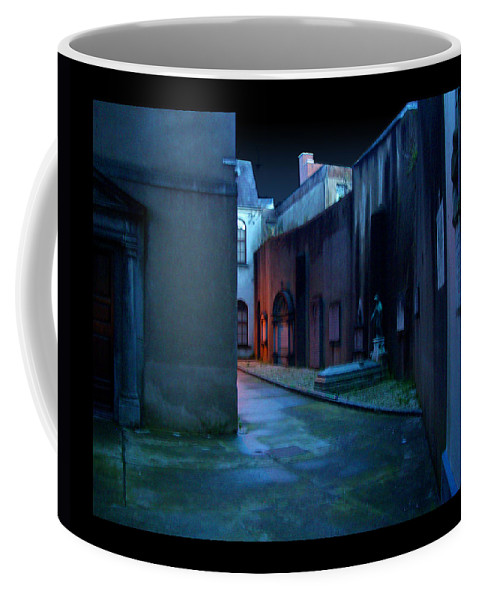 Waterford Coffee Mug featuring the photograph Waterford Alley by Tim Nyberg