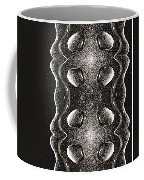 Water Coffee Mug featuring the photograph Waterscape 1 by Nancy Mueller