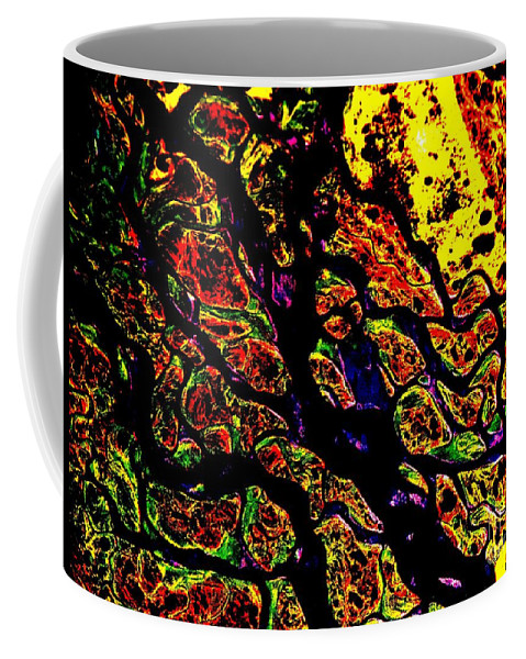 Waterways Coffee Mug featuring the photograph Waterways by Tim Townsend