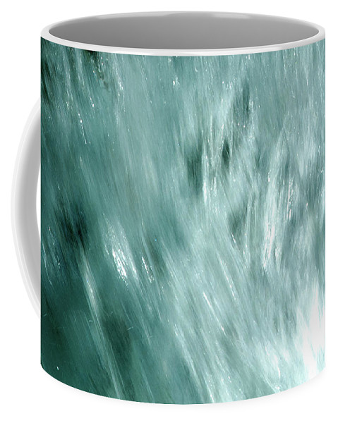 Wave Coffee Mug featuring the photograph Wave Light by Jim Cole