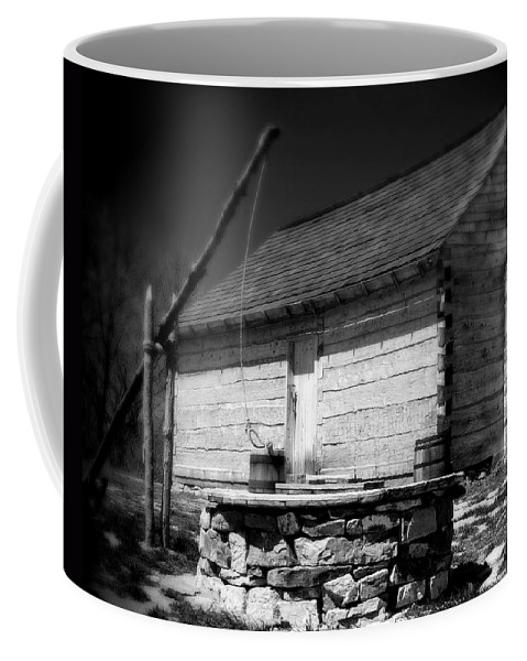 Army Coffee Mug featuring the photograph Way Station French And Indian War by Jean Macaluso