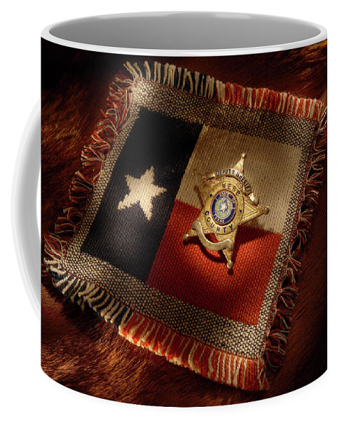 Webb County Coffee Mug featuring the photograph Webb County Classic by Daniel Alcocer