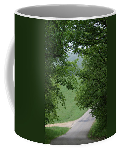 Welcome To Coffee Mug featuring the photograph Welcome by Bjorn Sjogren