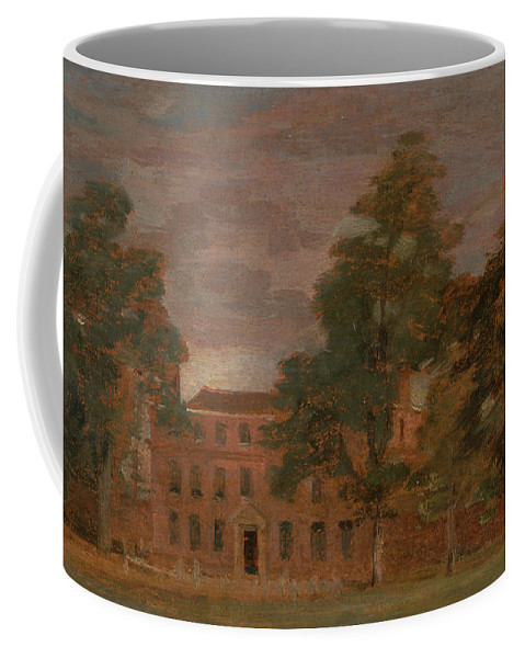 John Constable Coffee Mug featuring the painting West Lodge by John Constable