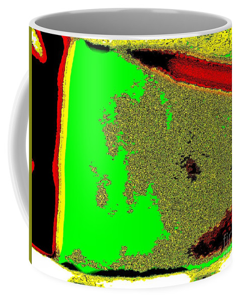 What Do They See Coffee Mug featuring the photograph What Do They See by Tim Townsend