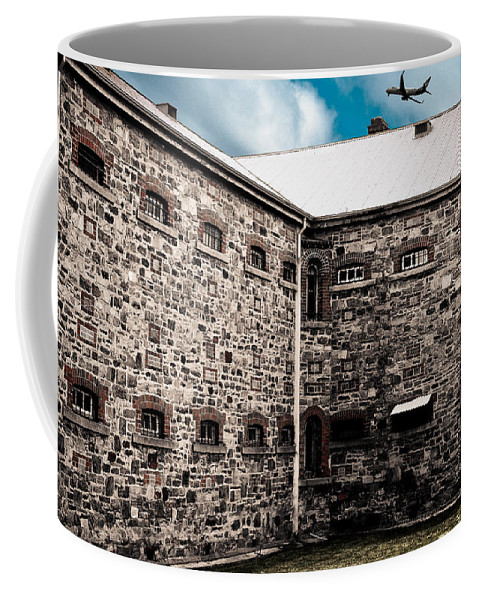 Freedom Coffee Mug featuring the photograph What Freedom Means by Kelly King