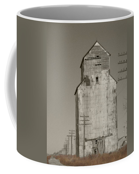 Landscape Coffee Mug featuring the photograph What Once by Dylan Punke