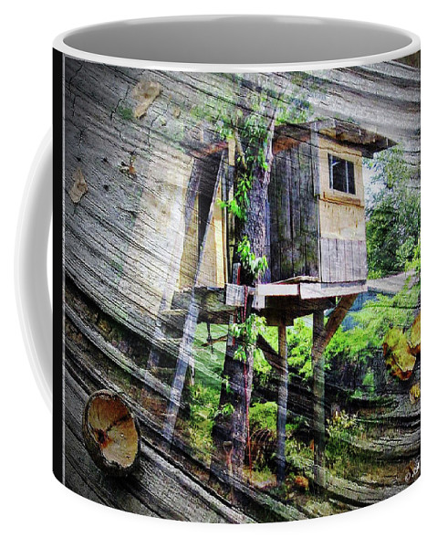 2d Coffee Mug featuring the photograph When Boys Dream by Brian Wallace