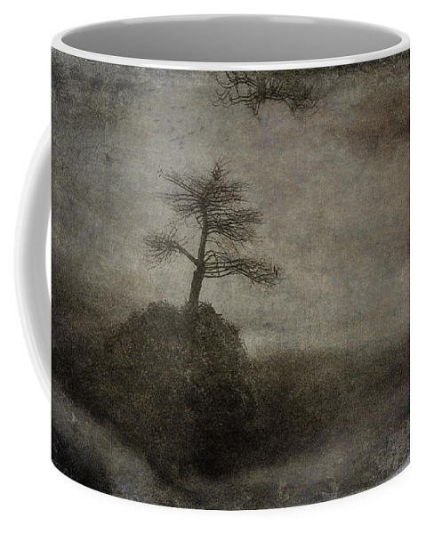 Nightmares Coffee Mug featuring the photograph Where Nightmares Live. by Robert Brown