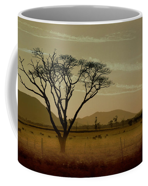 Landscape Coffee Mug featuring the photograph Wherever I May Roam by Holly Kempe