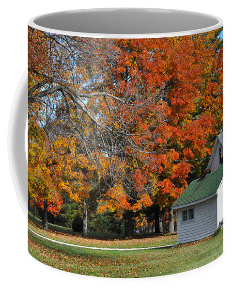 White House Coffee Mug featuring the photograph White House by Tim Nyberg