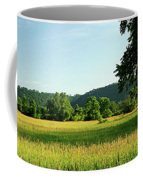 Ecosystem Coffee Mug featuring the photograph Whitewater Wildlife Area by Bill Morgenstern