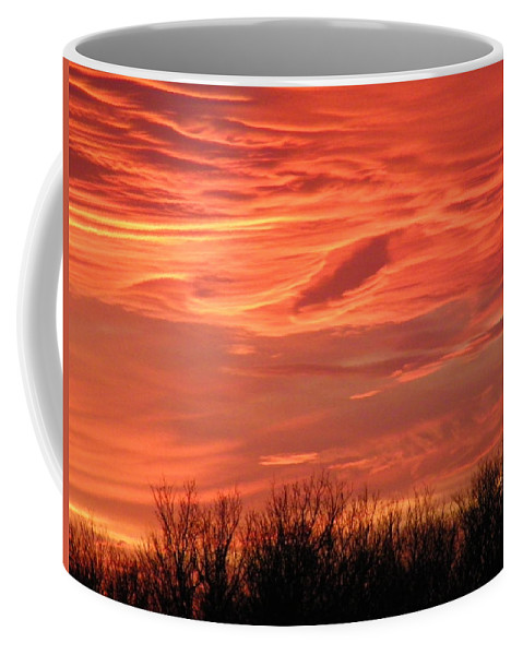 Sunset Coffee Mug featuring the photograph Who Needs Jupiter by Gale Cochran-Smith