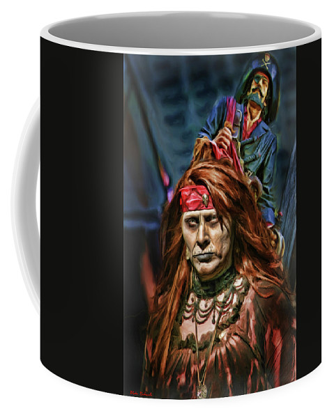 Coffee Mug featuring the photograph Wicked Couple by Blake Richards