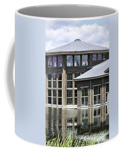 Wildcenter Coffee Mug featuring the photograph Wild Center by Deborah Benoit