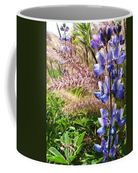 Flower Coffee Mug featuring the photograph Wild Flower by Shari Chavira