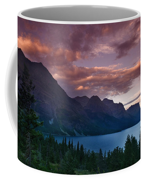 Glacier National Park Coffee Mug featuring the photograph Wild Goose Island Glacier National Park by Rich Franco