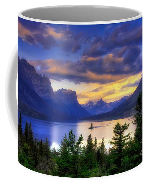 Wild Goose Island Coffee Mug featuring the photograph Wild Goose Island by Mel Steinhauer