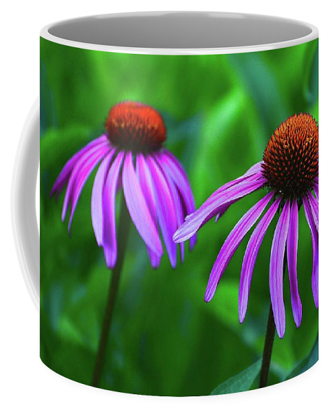 Oregon Coffee Mug featuring the photograph Attract by Cher Rydberg