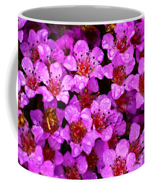 Wild Flowers Coffee Mug featuring the photograph Wildflowers by Anthony Jones