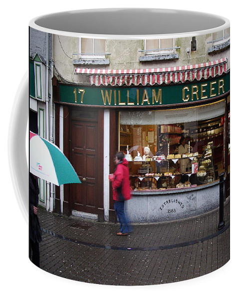 Ireland Coffee Mug featuring the photograph William Greer by Tim Nyberg