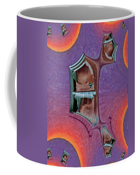Window Coffee Mug featuring the photograph Window 2 by Tim Allen