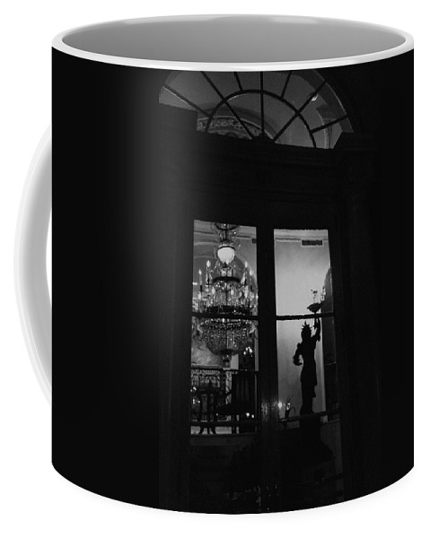 Street Coffee Mug featuring the photograph Window Dressing by Robert McCubbin
