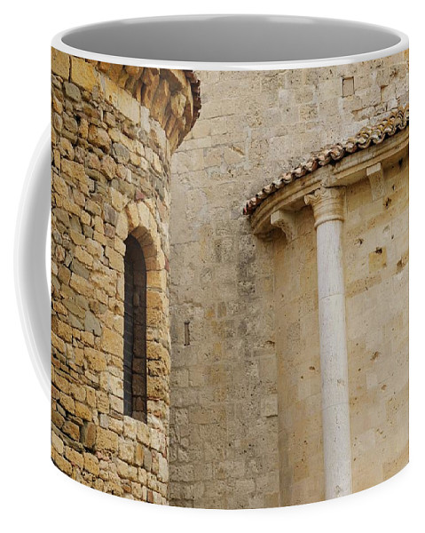 Italy Coffee Mug featuring the photograph Window Due - Italy by Jim Benest