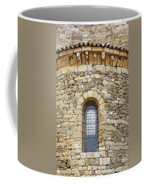 Europe Coffee Mug featuring the photograph Window Uno - Italy by Jim Benest