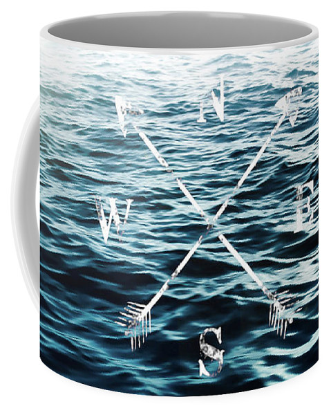 Sea Coffee Mug featuring the photograph Winds Of The Sea by Nicklas Gustafsson