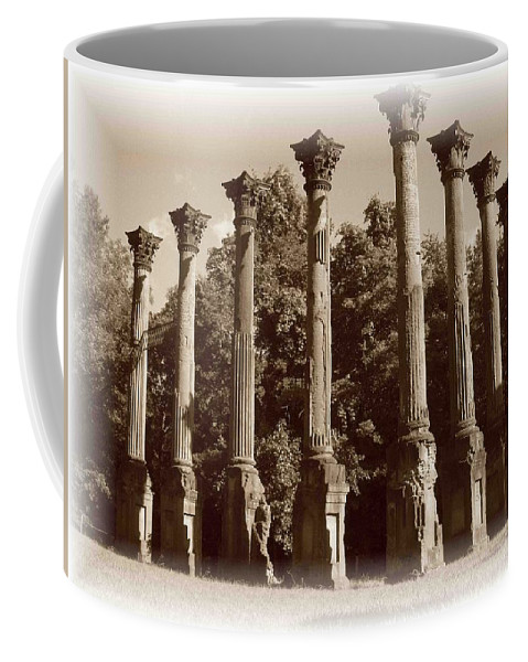 Windsor Coffee Mug featuring the photograph Windsor 2 by Nelson Strong