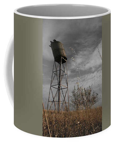 Landscape Coffee Mug featuring the photograph Windswept by Dylan Punke