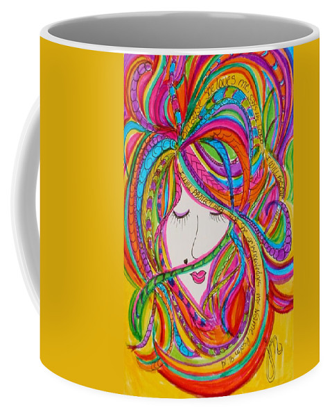 Impressionism Coffee Mug featuring the photograph Women Of Faith 1 by Jewell McChesney