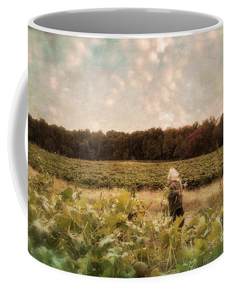 Landscape Coffee Mug featuring the photograph Wonder by Lois Bryan