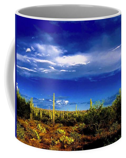 Coffee Mug featuring the photograph Wonderment by Joy Elizabeth