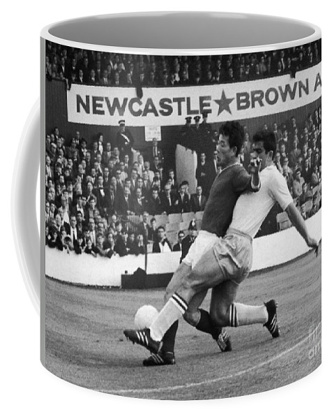 1966 Coffee Mug featuring the photograph World Cup, 1966 by Granger
