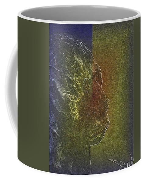 Yeti Coffee Mug featuring the photograph Yeti by Tim Allen