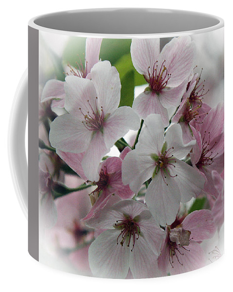 Nature Coffee Mug featuring the photograph Yoshino by Gina Fitzhugh