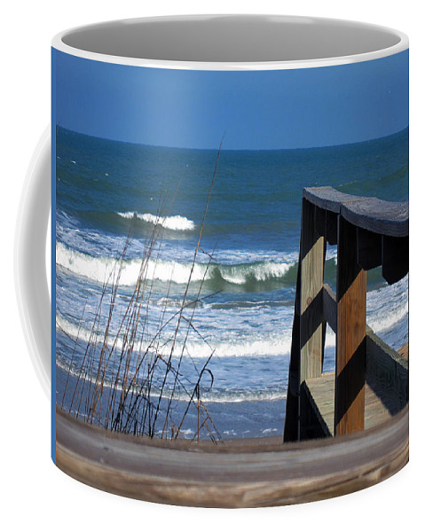 Photography Coffee Mug featuring the photograph You Are Invited by Susanne Van Hulst