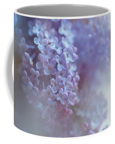 Jenny Rainbow Fine Art Photography Coffee Mug featuring the photograph You Came From Another Realm by Jenny Rainbow