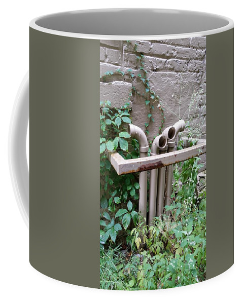 Coffee Mug featuring the photograph You Guys See Anyone? by Zac AlleyWalker Lowing