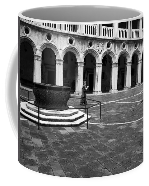 Venice Coffee Mug featuring the photograph Young Scholars by Dylan Punke